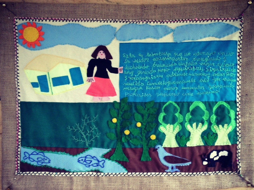 Story Cloths From Ecuador Common Threads Project